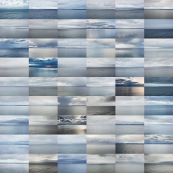 David Ellingsen - Approaching Storm, Study for Weather Patterns