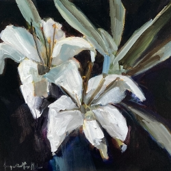 Jackie  Miller  - Lovely Lillies