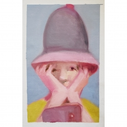 Win  Keenan-Kuplowsky  - Sundae Hat