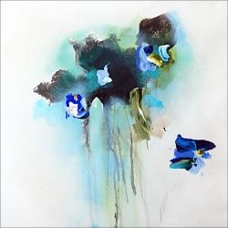Sylvie  Adams  - Sun-Filled Meadow