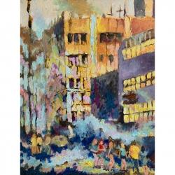 Masood Omer - Downtown Stone Towers