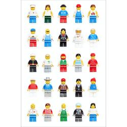Peter Andrew - Mini Figures I