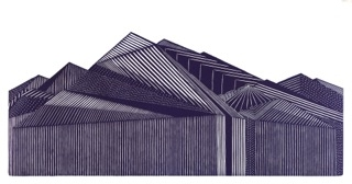 I Shut My Eyes, Imagined Landscapes XIII by Kari Kristensen