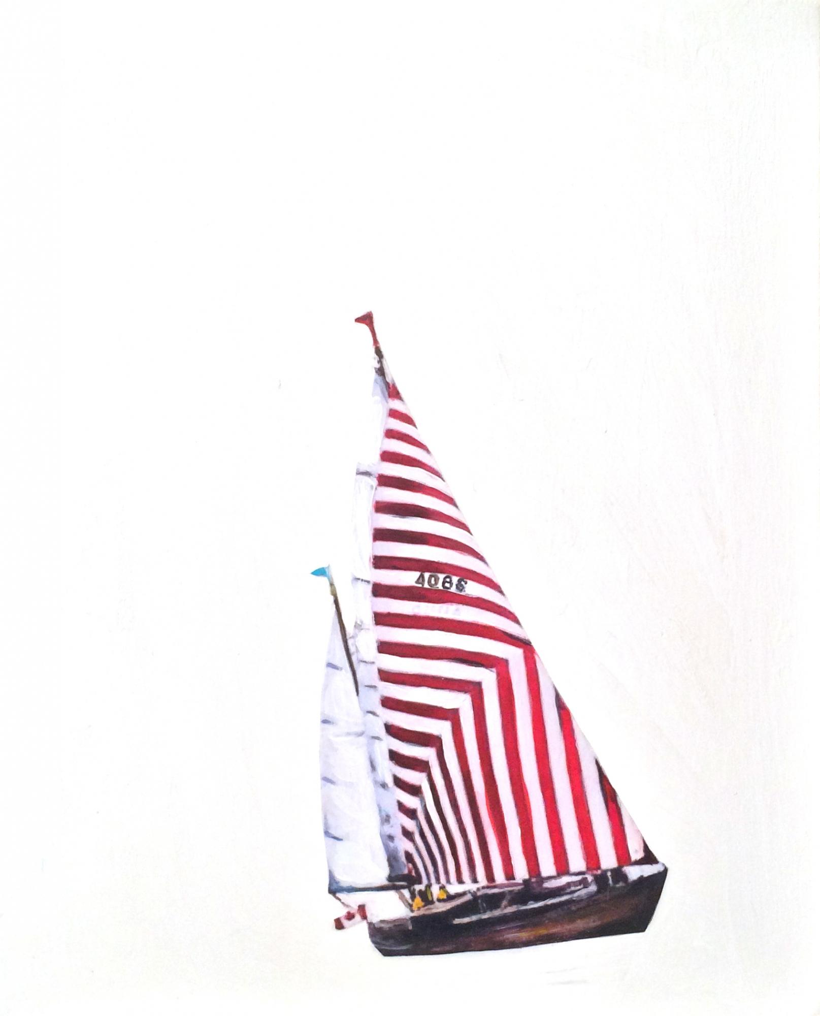 Windy Sail by EM Vincent