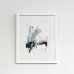 Joanna Gresik  - Midtown (framed)