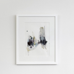 Joanna Gresik  - Keep the same company (framed)