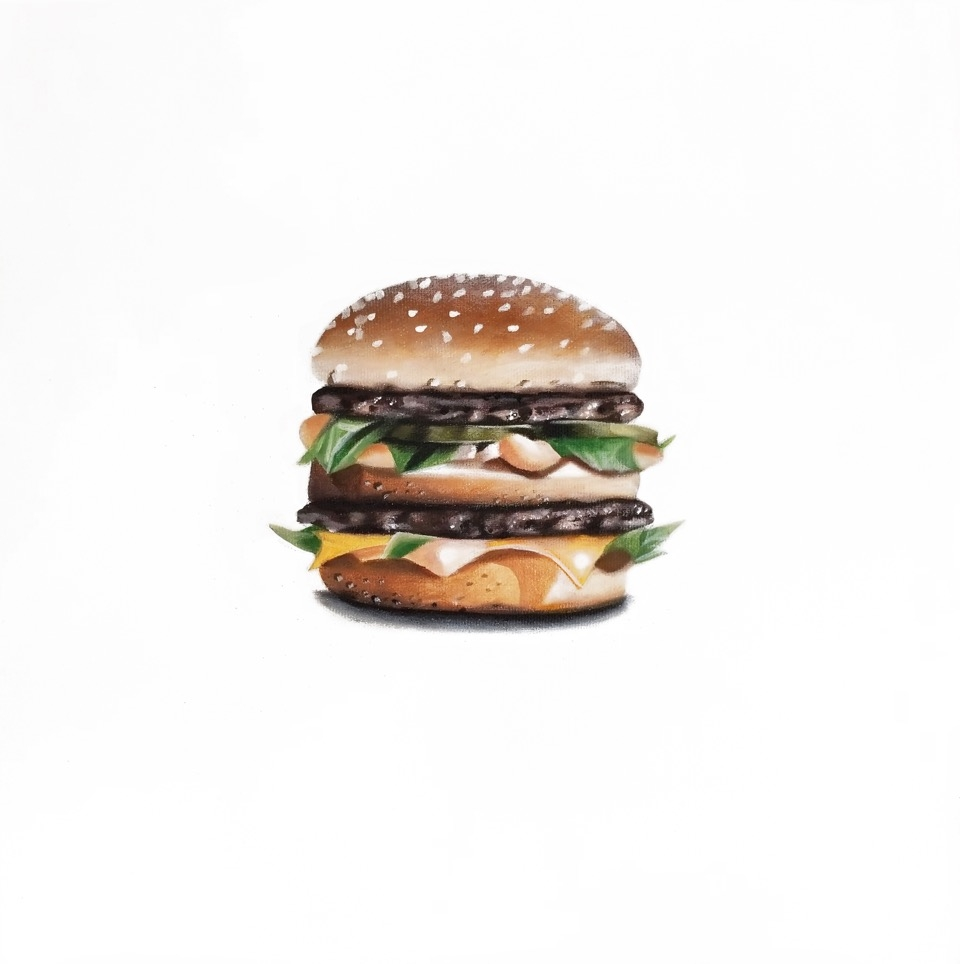 tasting room: Big Mac by Erin Rothstein