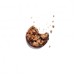 Erin Rothstein - Tasting room: chocolate chip cookie crumble