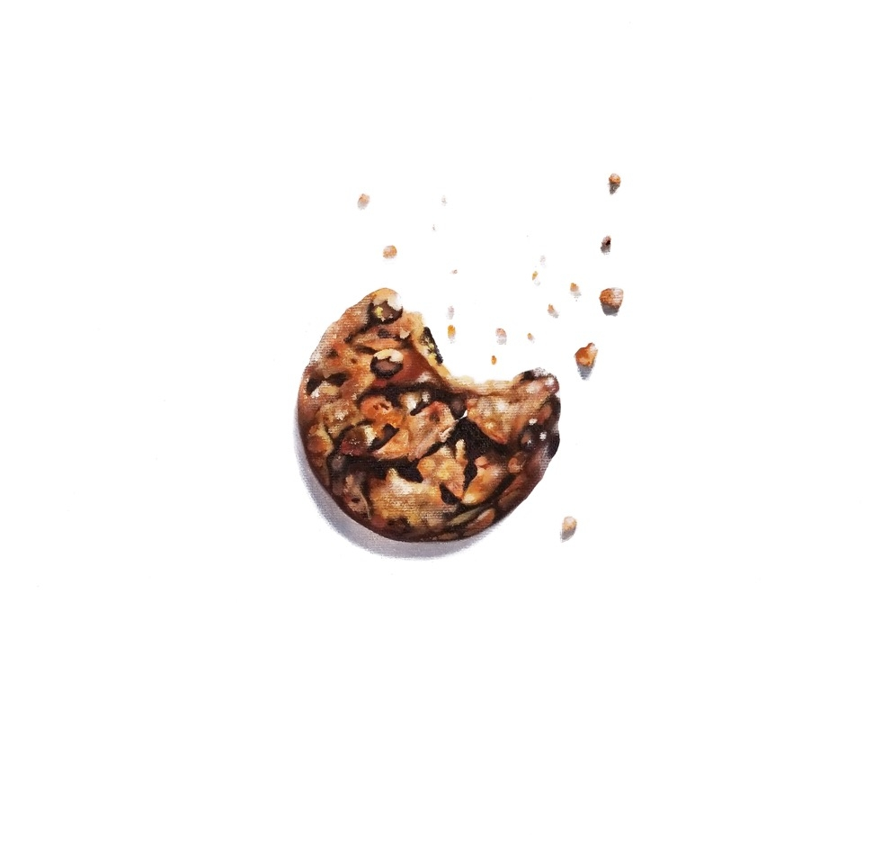Tasting room: chocolate chip cookie crumble by Erin Rothstein