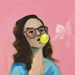 Frances  Hahn - Bubblegum Kathryn