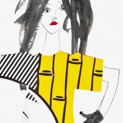 Diane Lingenfelter - The Ta Dah Dress
