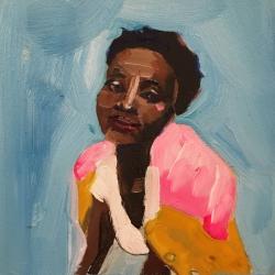Frances  Hahn - Bubbelgum Josephine