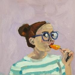 Frances  Hahn - Bubblegum Whitney