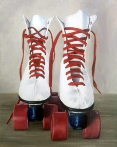 Roller Skates by Emily Bickell