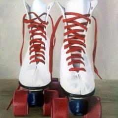 Emily Bickell - Roller Skates
