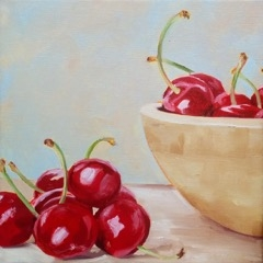 Emily Bickell - Cherries