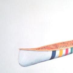 EM Vincent - Canoe with Stripes