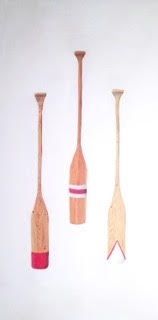 3 Paddles by EM Vincent