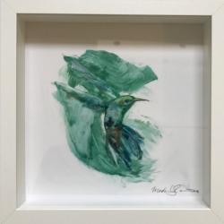 Madeleine Lamont - Hummingbird Small (framed)