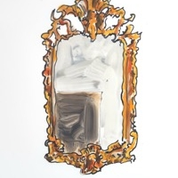 Jennifer Wardle - Mirror #3
