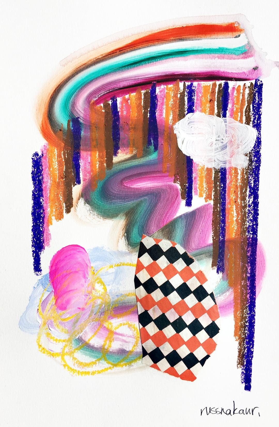 Spiral  by Russna Kaur