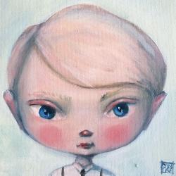 Kate Domina - Blue Eyed Busy Body