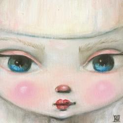 Kate Domina - Blue eyed daydreamer