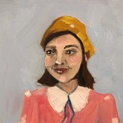 Frances  Hahn - Bubblegum Fiona