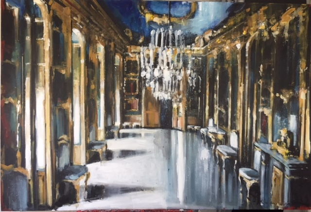 The Grand Room by Hanna Ruminski