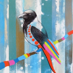 Ramona Nordal - Bird Study #5