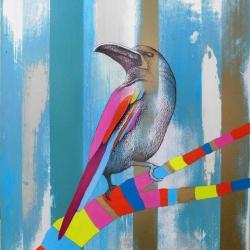 Ramona Nordal - Bird Study #6
