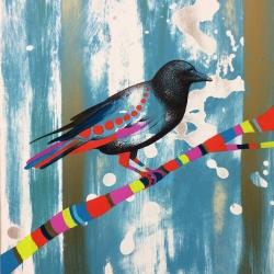 Ramona Nordal - Bird Study #3