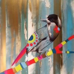Ramona Nordal - Bird Study #8