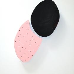 Erin  Vincent - Pink and Black Form