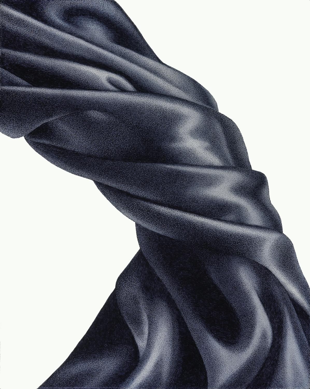 Black Silk Twist  by Dara Vandor