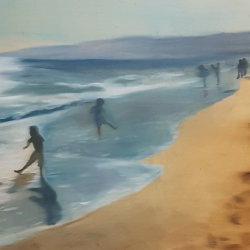 Shannon  Dickie  - Santa Monica Beach #5
