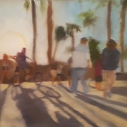 Shannon  Dickie  - Santa Monica Boardwalk #3