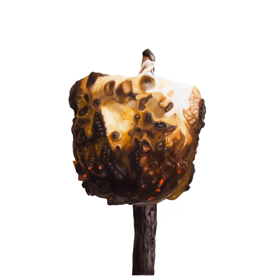 Tasting Room: Roasted Marshmallow  by Erin Rothstein