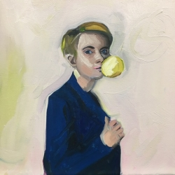 Frances  Hahn - Bubblegum Piper