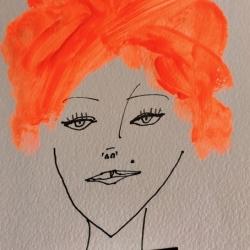 Diane Lingenfelter - Ultra Orange