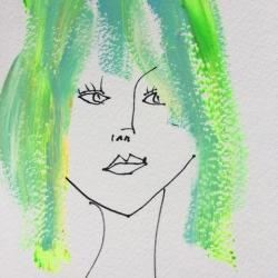 Diane Lingenfelter - Sea Green