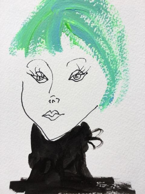 Jade  by Diane Lingenfelter
