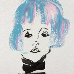 Diane Lingenfelter - Baby Blue