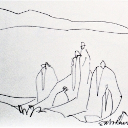 Susan McLean Woodburn - Bathers 6