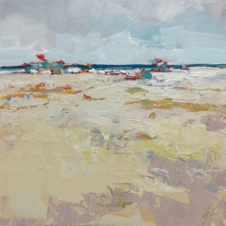 Gabriella Collier - Beach Scene Two
