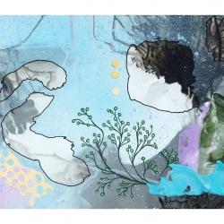 Sylvie  Adams  - Watery World