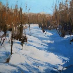 Maria  Josenhans - Winter's Blues