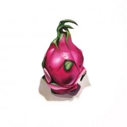 Erin Rothstein - Tasting Room: Dragonfruit