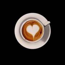 Erin Rothstein - Tasting Room: Heart Latte