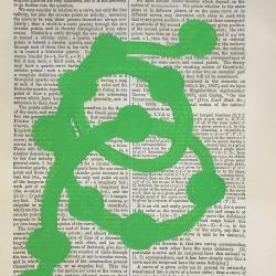 Michela Sorrentino - Curve Green 725